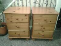Quality Matching Bedside Cabinets ...