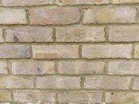 IB Stock Ivanhoe Cream Facing Bricks