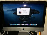 Apple iMac 21.5 late 2012, i5 Quad core 2,7GHZ