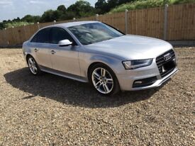 Audi A4 s line auto diesel full leather