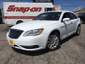 2013 Chrysler 200 LX LOW KMS!! HEATED MIRRORS