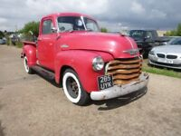 CHEVROLET STEPSIDE TRUCK - 285UYK - DIRECT FROM INS CO