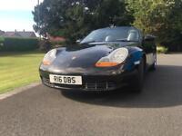Porsche Boxster S 3.2 cheapest black on black Manuel on net