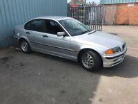 1999 BMW 318I SPARES REPAIR