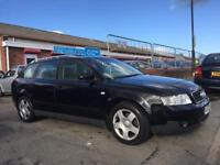 2002 AUDI A4 TDI SE 1.9 *DIESEL* ESTATE *NEW 12 MONTH MOT* NEW CAMBELT & WATERPUMP *LEATHER HEATED*