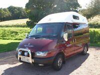 2 Berth high roof campervan