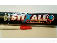 Stixall adhesive , all weather