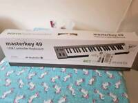 Masterkey usb midi keyboard