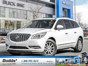 2016 Buick Enclave Leather SAFETY AND E-TESTED