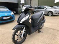 HONDA NSC VISION 110cc black 16 plate excellent runner hpi clear!!
