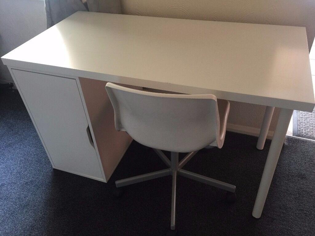 Ikea work desk desks gumtree australia redland area