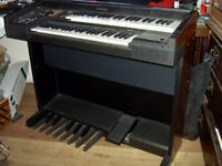 Technics SX-EX20L electronic organ