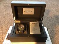 Citizen proximity ltd edition watch 2470/3000