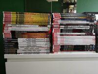 Marvel graphic novels trade paperbacks