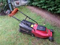 Mountfield Princess 14 - Lawnmower in great condition.