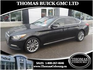 2015 Hyundai Genesis 3.8 loaded! - SUNROOF, NAV, LEATHER! AWD!