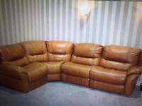Dfs corner sofa ex display