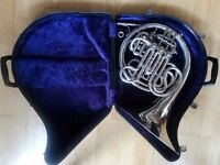 Boosey and Hawkes Imperial French Horn in very good condition for age - beautiful tone