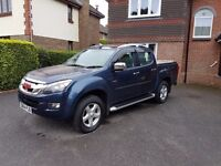 """Isuzu D-Max Utah 2.5L Diesel in Immaculate Condition *ONLY 12853 MILES ON THE CLOCK!"""""""