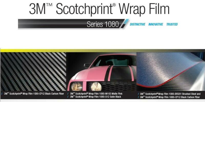 3M 1080 S120 SATIN WHITE ALUMINUM Vinyl Vehicle Car Wrap Trim Film Sheet Roll