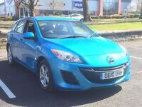 2010 MAZDA 3 1.6 DIESEL TS * 5 DR * 1 OWNER * FULL MAZDA HISTORY * 1 YEAR MOT * DELIVERY * FINANCE