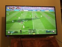 """50"""" Seiki full hd 1080p LED Tv + Surround sound in kint condition- Can deliver"""
