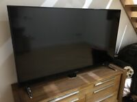 65 inch full HD smart TV LCD screen 50, including free apple TV