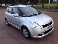 2006 Suzuki Swift 1.3 GL, mot - September 2017 , only 44,000 miles ,full service history,astra,focus