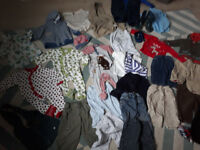 6-12 Months Big Bundle 27 Separate Items