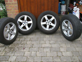 Honda wheels & Tyres