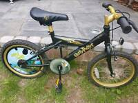 Boys Harry potter bike
