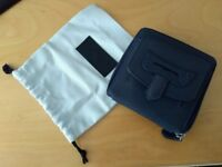 New Radley Navy purse with pouch