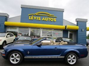 2007 Ford Mustang PONY-PACKAGE CUIR EXTRA PROPRE 111200