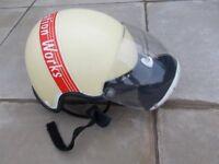 Old Aviation Works flight helmet