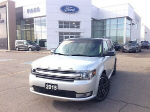 2015 Ford Flex LOADED..S.E.L  NAVI  ROOF