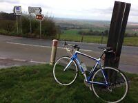 Carbon Fibre Road Bike by Trek