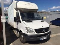 Mercedes-Benz Sprinter 2.1 313CDI Chassis Cab 2dr LWB£3,995 p/x welcome NEW MOT, FINANCE AVAILABLE