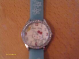 A Super Cute Hello Kitty Watch