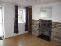 Compact one bed basement flat with rear garden and off road parking in Mutley