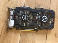 Asus HD 7790 1GB PCI Express Graphics Card