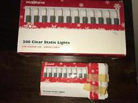 Xmas lights - free to collector (now reserved)