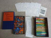 Orbit Material for Mathematics Junior & Middle School Set