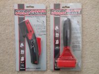 SOLOCOMB and SOLORAKE