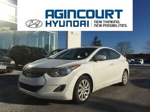 2013 Hyundai Elantra GL/HEATED SEATS/OFF LEASE/ONLY 52559KMS!!