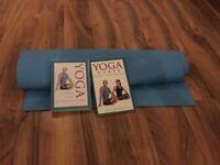 Yoga exercise set