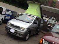 HI SPEC MAZDA BONGO FRIENDEE 2.5 TD 4WD 8 SEATER/MPV/DAY VAN/CAMPER/LOW MILES