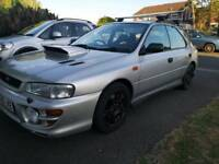 1999 subaru impreza 2.0 turbo wagon
