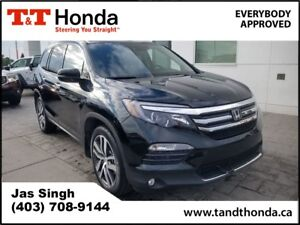 2017 Honda Pilot Touring* Navi, DVD, Leather, Rear Camera*