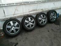 Suzuki alloy wheels 15 inch