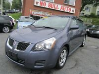 2009 Pontiac Vibe LS Automatic, New Tires, Financing Available